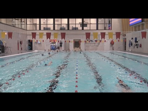 The British School of Brussels - Inside the Jacques Rogge Sports Centre (CAS Digital Media project )