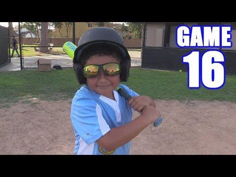 LUMPY REVEALS HIS FAVORITE TEAM! | On-Season Softball Series | Game 16