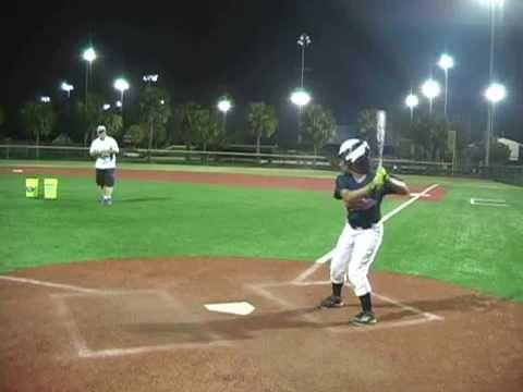Softball Skills Video - Jaslyn Perrodin - YouTube