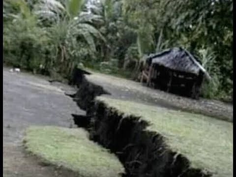 "Breaking: ""Volcano Rips Apart Vanuatu Island"" (Apocalyptic Sign)"