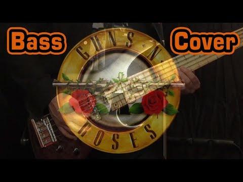 Guns N' Roses – Sweet Child O' Mine (BASS COVER)