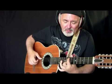 Yiruma - River Flows In You - Igor Presnyakov - 12-string fingerstyle guitar cover