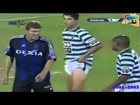 Cristiano Ronaldo in Sporting Lisbon (FULL 40 min video).
