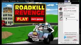 Roadkill Revenge Walkthrough (Easy, Medium and Hard Badges)