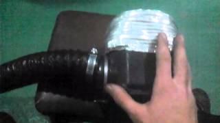 Электро турбина своими руками