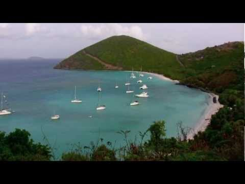 British Virgin Islands Villa and Vessel (Sunsail)