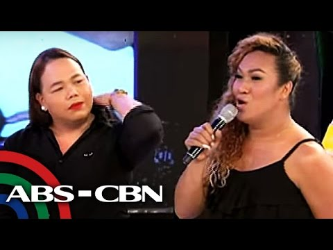 Darla, Negi reveal real names on GGV