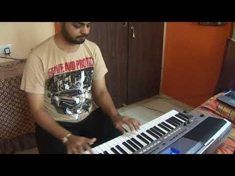 Tip Tip Barsa Paani | Keyboard Cover | Mohra | Udit Narayan & Alka Yagnik | Viju Shah