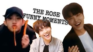Video THE ROSE (더로즈) FUNNY MOMENTS #3 download MP3, 3GP, MP4, WEBM, AVI, FLV Agustus 2018