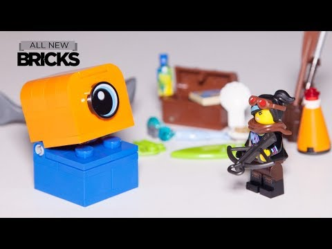 Lego Movie 2 70831 Emmets Dream House and Rescue Rocket Speed Build
