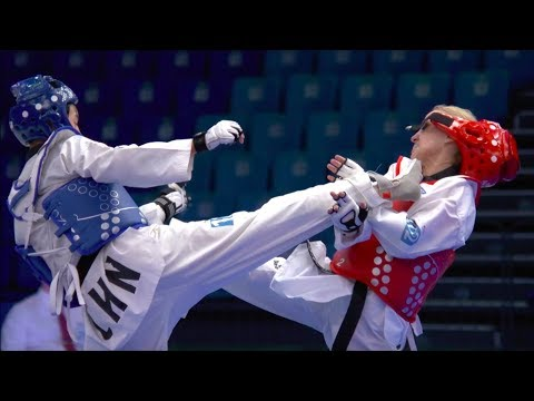 「Hightlights」Open Qualification Tournament I for Wuxi 2018 World Taekwondo Grand Slam