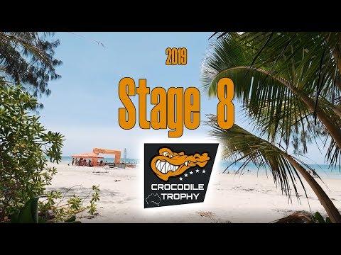 25th Crocodile Trophy 2019 | STAGE 8 Highlights