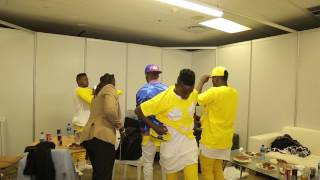Diamond Platnumz- Behind the Scene Mtv Mama Awards