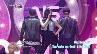 『HD中字』NS Yoon-G - YASISI(야시시) 140404 Live