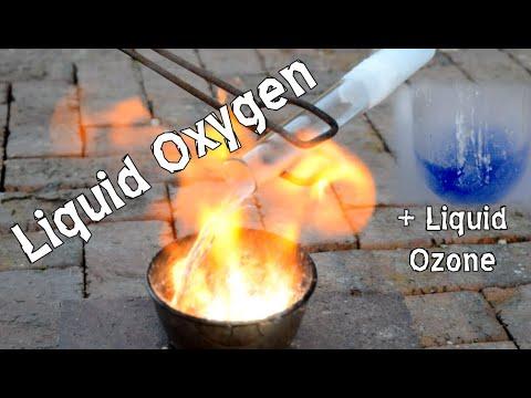 Liquid Oxygen and Ozone - Ex&F