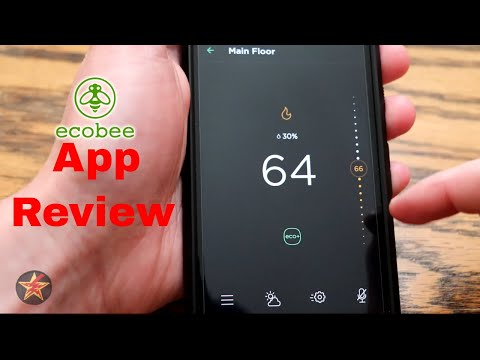ecobee Thermostat app Review