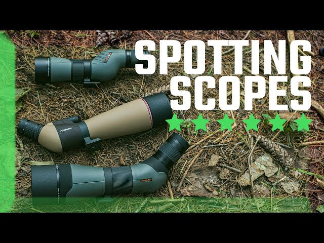 Spotting Scopes from Athlon Optics 2020
