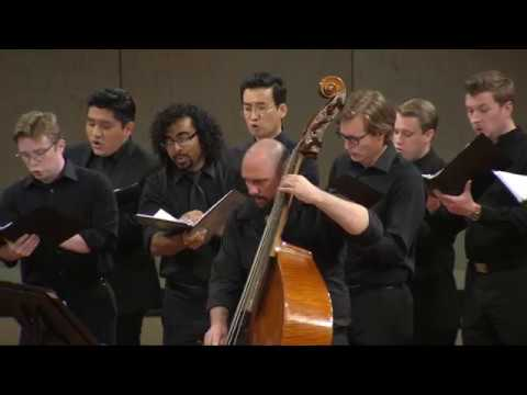 UNT Collegium Singers: Johann Caspar Kerll - Magnificat in G Major