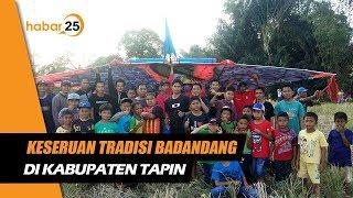Keseruan Tradisi Badandang Di Kabupaten Tapin