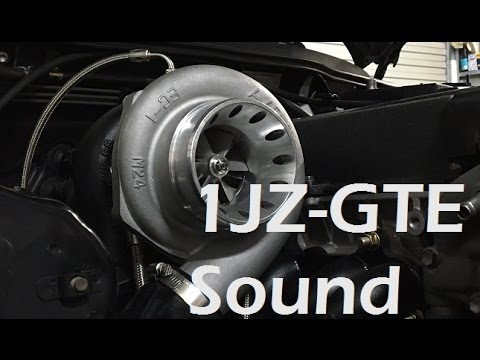 Altezza Turbo 1JZ External Gate Compilation