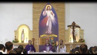 GDTM - Thánh lễ cầu cho các Đẳng linh hồn và ban Bí tích cho các anh chị dự tòng