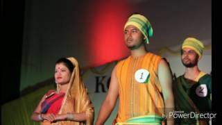 Koch Rajbongshi Fashion Hunt 2017