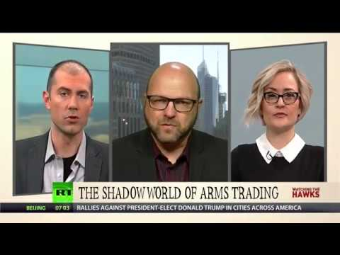 "[359] ""The Shadow World"": The Global Arms Trade w/ Andrew Feinstein"