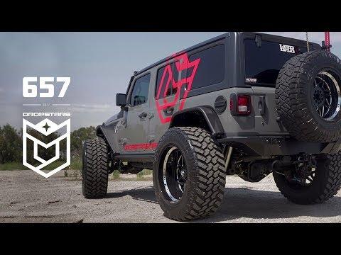 2018 Jeep Wrangler on 24