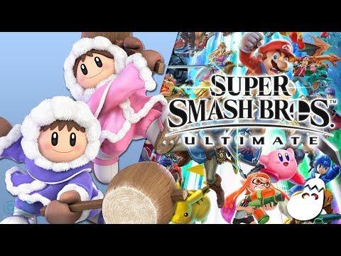 Ice Climber Ice Climber Brawl - Super Smash Bros Ultimate Soundtrack
