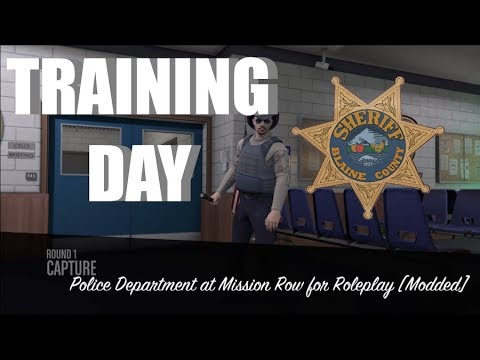 GTA 5 Roleplay - Training Video - DoJ Style Role-Play Community