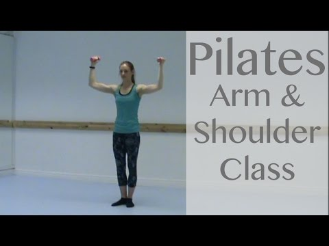 Pilates Arm & Shoulder Class
