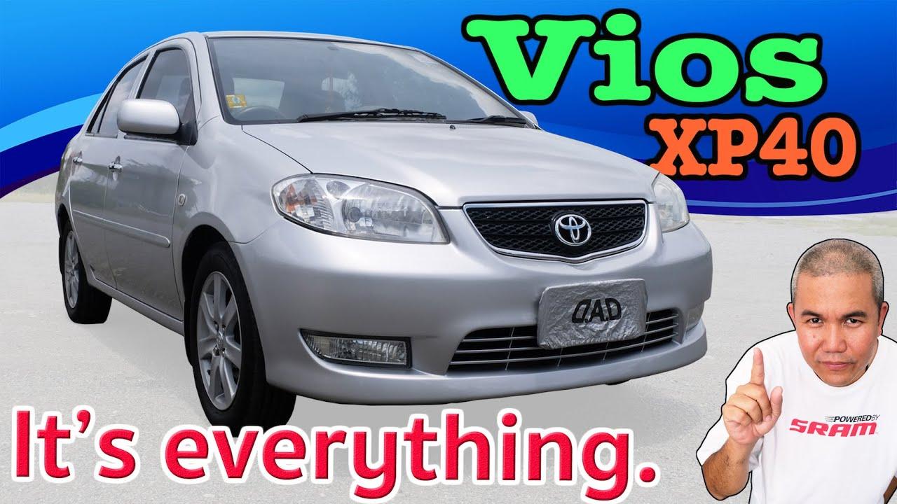 รีวิว รถมือสอง Toyota Vios XP40 รถใช้งานทำไมต้องจ่ายแพง เหมาะกับยุคสมัยนี้!