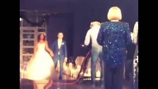 Дом 2 12 12 2014   Свадебная церемония Либерж и Жени Рудневых ! Дом 2 12 декабря 2014