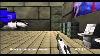Goldeneye 007 - New Custom Level: Oddjob's Secret Base