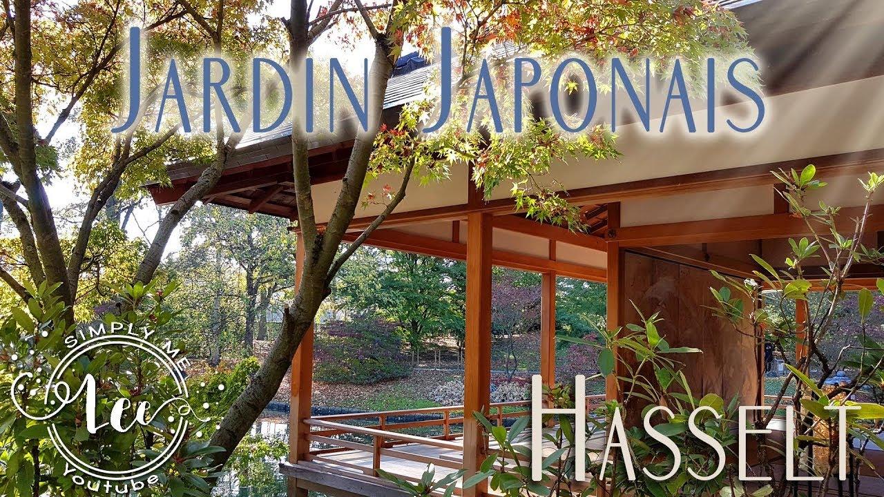 Jardin Japonais De Hasselt Be Youtube