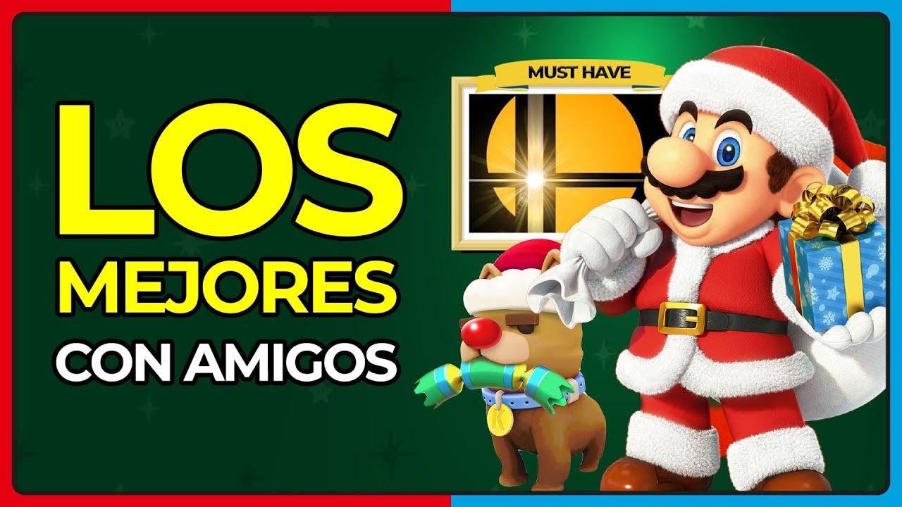 Nuestros Juegos Multijugador Favoritos Para Disfrutar Esta Navidad