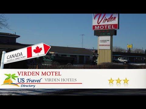 Virden Motel - Virden Hotels, Canada