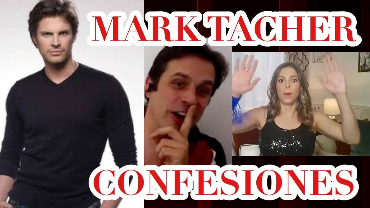 MARK TACHER HABLA SIN TAPUJOS DE SU EX ESPOSA, NOVELAS Y DICE SENTIR A SU PADRE DESDE EL MÁS ALLÁ!