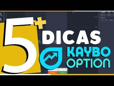 5 DICAS Para GANHAR MAIS DINHEIRO No Kaybo Option! 💲