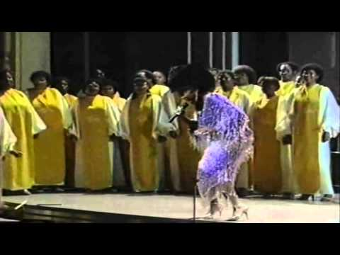 Patti Labelle - You'll Never Walk Alone (LIVE) HD