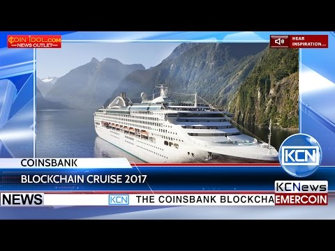 KCN Blockchain industry superstars on world's biggest cruise liners