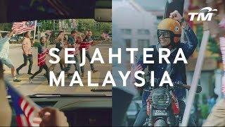 Iklan Hari Kebangsaan TM 2018   #TMSejahteraMalaysia
