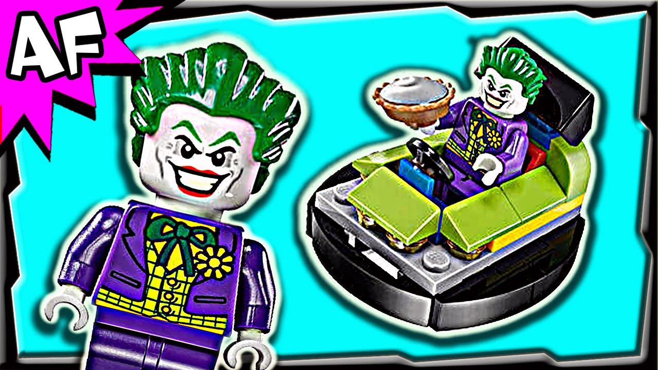 lego batman joker bumper car 30303 stop motion build. Black Bedroom Furniture Sets. Home Design Ideas