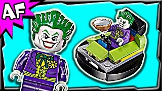 Lego Batman JOKER BUMPER CAR 30303 DC Comics Super Heroes Build Review