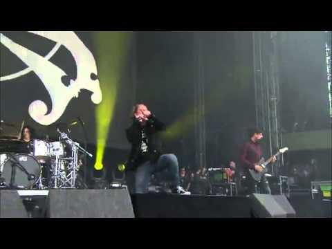 Stone Sour Absolute Zero Download Festival 2013