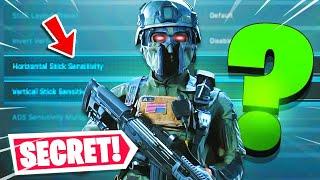 #1 *SECRET* SETTINGS iฑ WARZONE... (BEST CONTROLLER SETTINGS) - Modern Warfare Warzone