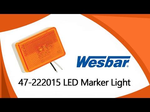 Wesbar 47-222015 LED Light