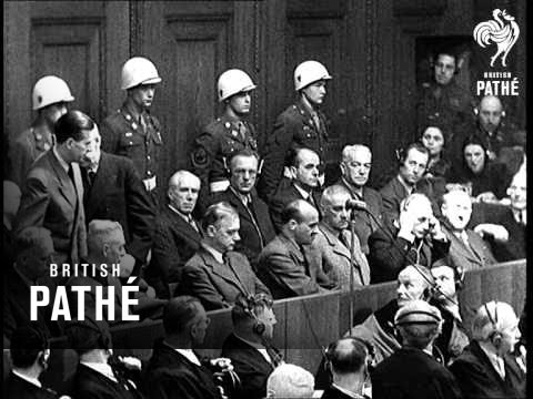 The Nuremberg Trials  (1945)
