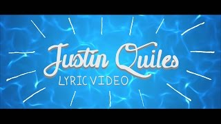 Justin Quiles - No Respondo [Lyric Video]