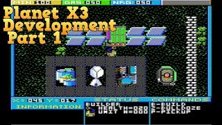 Planet X3 for MS-DOS Development - Part 1(, 2018-01-15T03:14:48.000Z)